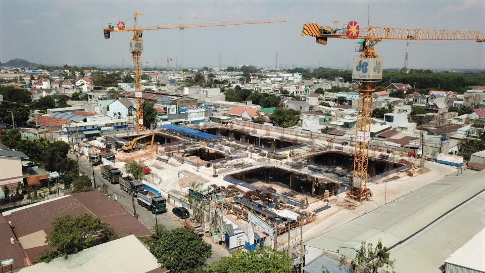 Hình tổng thể công trình nhà hưng thịnh - hungthinhbd.vn